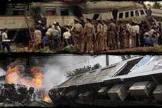 Wisata Horor di Lokasi Tragedi Bintaro Ilegal dan Nyaris Timbulkan Kecelakaan