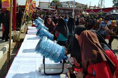 Kurangi Sampah Plastik, Pesta Rakyat Jateng 2019 Pakai Air Isi Ulang