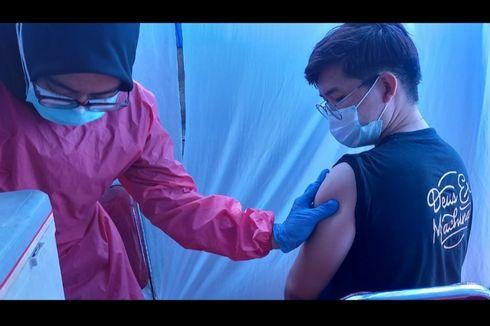 Dinkes Kota Tangerang Tak Berikan Sanksi Administratif kepada Pedagang Penolak Vaksin Covid-19