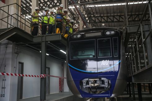 Pinjaman Tahap Pertama MRT Fase 2 Rp 9,4 Triliun