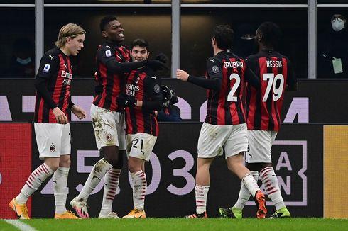 Parma Vs AC Milan: Rossoneri Modal PlayStation dan Ibrahimovic