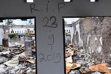 Dua Bulan Pasca-rusuh Wamena, Proses Rekonstruksi Belum Berjalan