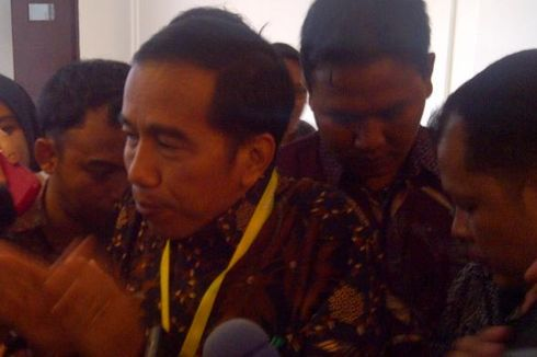 Jokowi Usulkan Tol Laut untuk Indonesia