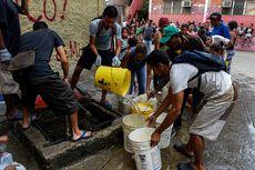 Kiriman Pertama Bantuan Kemanusiaan Palang Merah Tiba di Venezuela
