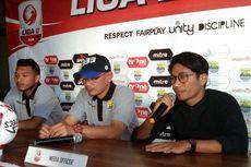 Blitar Bandung United Vs Sriwijaya FC, Misi Bangkit Tuan Rumah