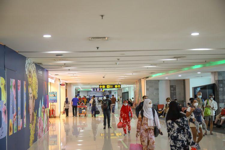Ilustrasi - Situasi di Bandara I Gusti Ngurah Rai