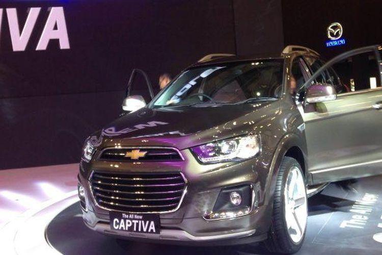 All-New Chevrolet Captiva