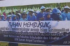UIN Surabaya Beri Sanksi Mahasiswa Pembuat Tema