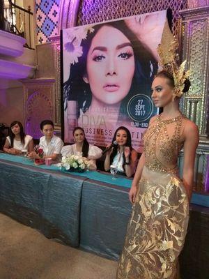 Srikandi hasil kolaborasi Diana Putri dan Yuling Hoo