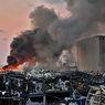 7 Dampak Ledakan di Beirut Lebanon