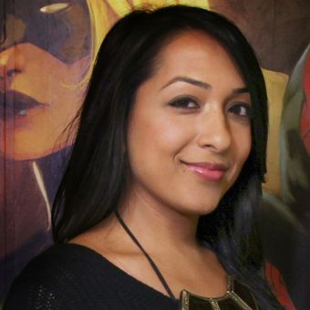 Director of Content and Character Development Marvel dan kreator Ms Marvel, Sana Amanat.