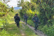 Sedang Lakukan Penyisiran, Satgas Madago Raya Pergoki 2 Orang Diduga DPO Teroris Poso