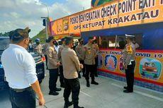 Hari Kedua Larangan Mudik, 75.000 Kendaraan Masuk Lampung via Bakauheni, 27.000 Belum Kembali
