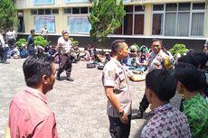 Kronologi 71 Siswa SMK Diamankan Polisi Saat Hendak ke Borobudur