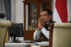 Sebelum Jadi Relawan Uji Vaksin Covid-19, Ridwan Kamil Menemui Ibunda
