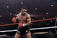 Rahasia Mike Tyson Bikin Lawan Tumbang dengan Sekali Pukul