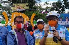 Kolaborasi Olahraga dan Pariwisata Tercermin di Potradnas VIII 2021