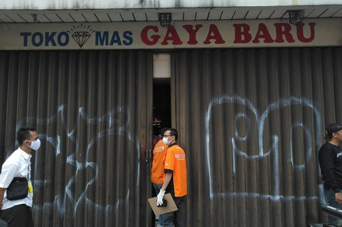 Polisi Kantongi Identitas 2 DPO Perampok Toko Emas di Bandung, Diduga Kabur ke Sumatera