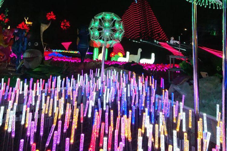Spot Instagenic di Lumina Magica, Tempat Wisata Terbaru di Malang