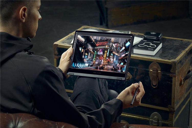 Laptop gaming convertible Asus ROG Flow X13