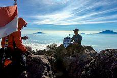 Pendakian Gunung Sumbing via Butuh Kaliangkrik Buka Lagi, Ini Syaratnya