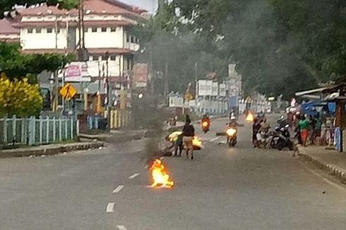 Kerusuhan di Manokwari, Warga Panik Ketakutan dan Bersembunyi di Rumah