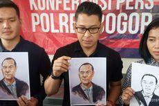 Polisi Sebar Sketsa Mayat dalam Koper di Bogor, Ini Ciri-cirinya