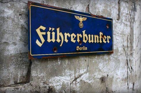 Saksi Pernikahan hingga Kematian Fuhrer, Ini Fakta Unik Bungker Adolf Hitler