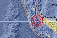 Gempa Hari Ini di Banda Aceh, Ini Hasil Analisis BMKG