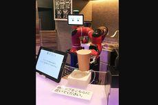 Pengunjung di Kafe Ini Akan Dilayani Robot Barista