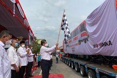 LRT Jabodebek Ditargetkan Beroperasi pada Agustus 2022