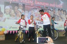 Seperti Jokowi, Djarot Bikin Kuis dan Bagi-bagi Sepeda untuk Anak Panti Asuhan di Dufan
