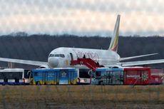 Boeing Ethiopian Airlines Dibajak Kopilotnya