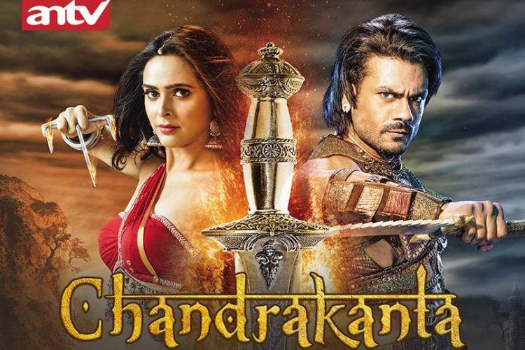 Serial TV India Chandrakanta tayang perdana di ANTV 4 Agustus pukul 10:30 WIB.