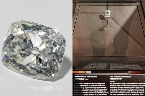 Kesultanan Banjar Klaim Sudah Lebih 10 Tahun Minta Berlian Banjarmasin Dikembalikan