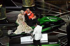 Kelakar Jimmy Kimmel, Ada Hadiah Jet Ski untuk Pidato Oscar Tersingkat