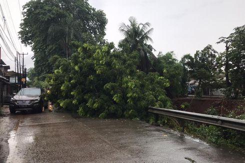 Diguyur Hujan Deras, Ini Wilayah di Depok yang Terkena Banjir dan Longsor