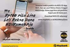 Layanan Digital Banking Maybank Indonesia M2U Terus Tingkatkan Customer Experience