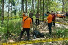 Mayat Terbungkus Plastik di Hutan Grobogan, Polisi: Korban Diperkirakan Meninggal Lebih dari 4 Hari