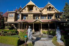 Keliling Rumah Angker Winchester Lewat Tur Virtual, Berani?