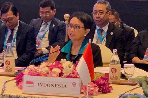 Miliki Gedung Sekretariat Baru, Menlu RI Berharap Kegiatan ASEAN Dapat Lebih Optimal
