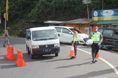Libur Panjang, Pemeriksaan Kendaraan di Puncak Akan Diperketat