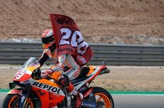 Jadwal Kualifikasi dan Balapan MotoGP Thailand, Marquez Tetap Tampil