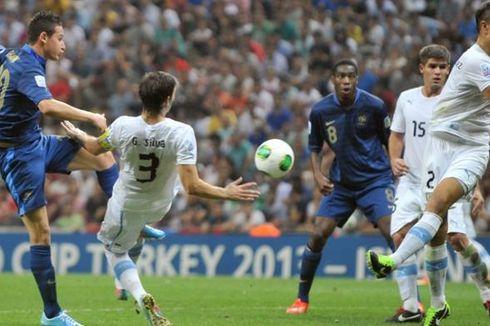 Adu Penalti Antar Perancis Juara Piala Dunia U-20