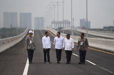 Besok, Jalan Tol Layang Jakarta-Cikampek II Dibuka, Tarif Masih Gratis