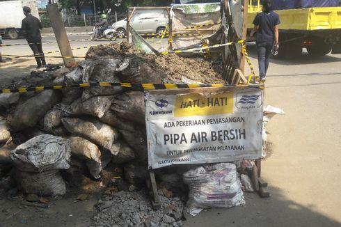 Polisi Selidiki Dugaan Pelanggaran K3 di Proyek Galian Pipa PAM Jaya