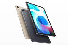 Realme Luncurkan Tablet Pertama, Realme Pad