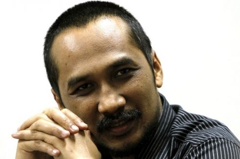 Hindari Gosip, Abraham Samad Batal Bertemu Surya Paloh