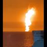 Semburan Gunung Lumpur Sebabkan Ledakan di Ladang Minyak dan Gas Laut Kaspia