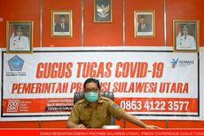 Bertambah 28, Total 2.822 Kasus Positif Covid-19 di Sulut